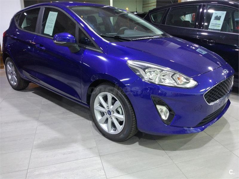 FORD Fiesta 1.5 TDCi 63kW Trend 5p 5p.