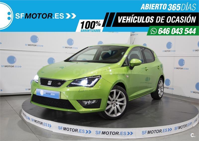 SEAT Ibiza 1.6 TDI 105cv FR 5p.