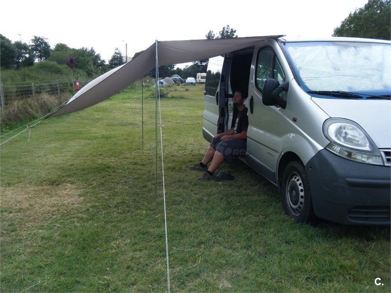 Nissan Primastar Camper