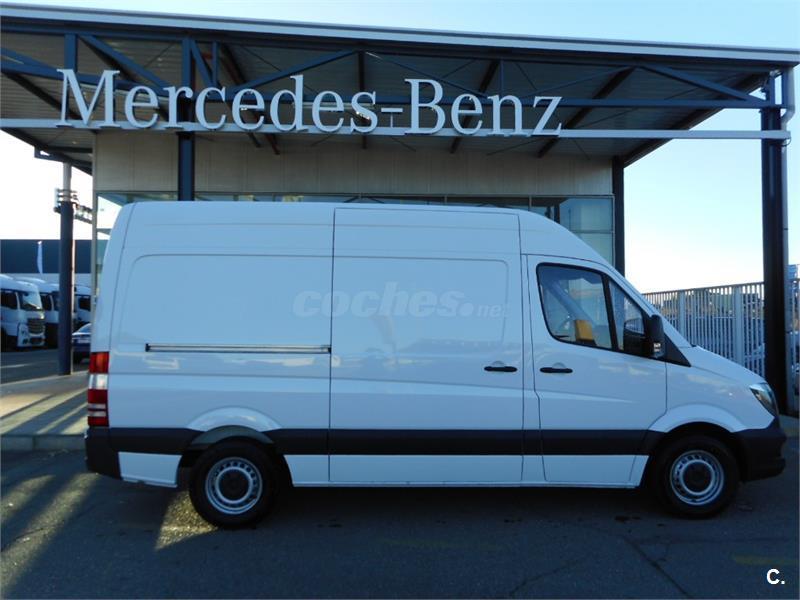 MERCEDES-BENZ Sprinter 314 CDI MEDIO 3.5T T. ALTO