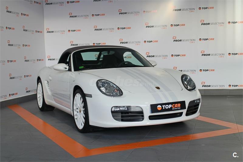 PORSCHE Boxster S Porsche Design Edition 2 08MY 2p.