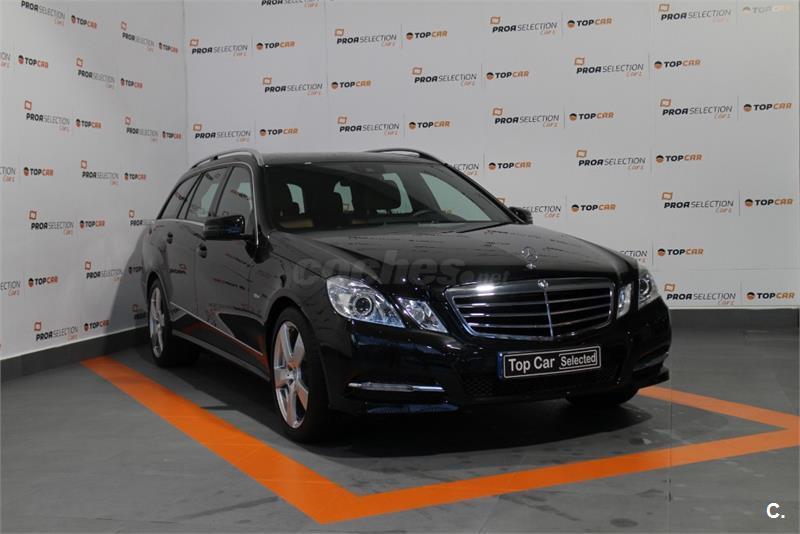 MERCEDES-BENZ Clase E E 250 CDI BE Avantgarde Estate 5p.
