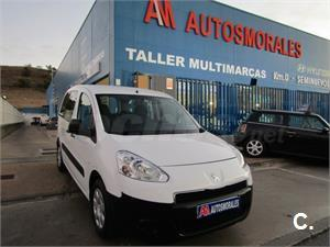 PEUGEOT Partner Tepee Office 1.6 HDi 75cv 5p.