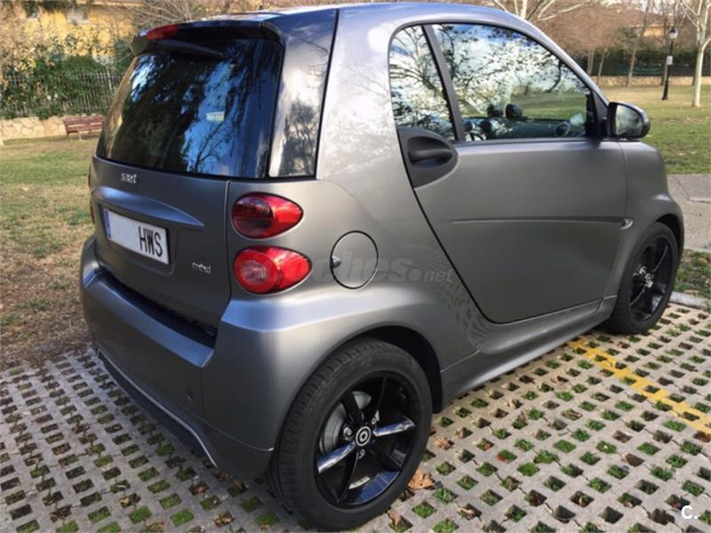 SMART fortwo Coupe 52 mhd For FUN 3p.