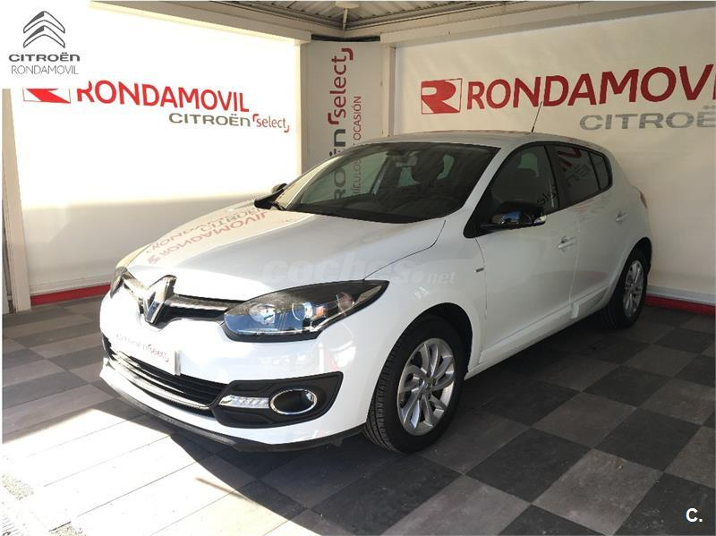RENAULT Megane Limited Energy TCe 115 SS eco2 5p.