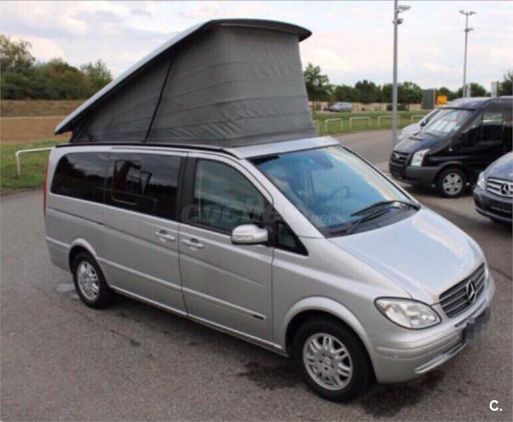 Mercedes viano marco polo camper