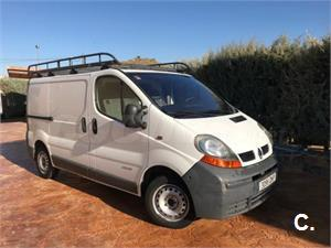 RENAULT Trafic 29 CORTO NORMAL 1.9DCI100 4p.
