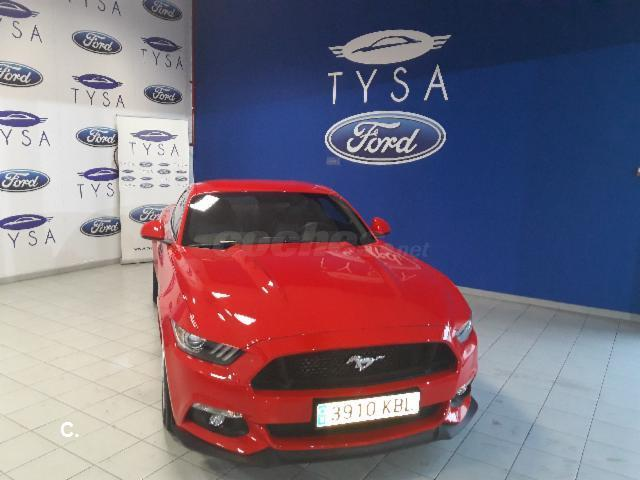 FORD Mustang 5.0 TiVCT V8 307kW Mustang GT Fastsb. 2p.