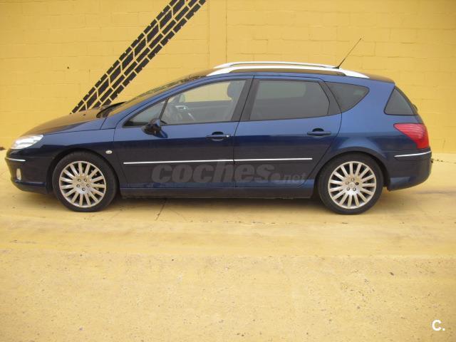 PEUGEOT 407 SW ST Sport Pack 2.7 V6 HDi 5p.