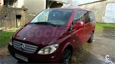 MERCEDES-BENZ Vito 115 CDI Combi Larga 4p.