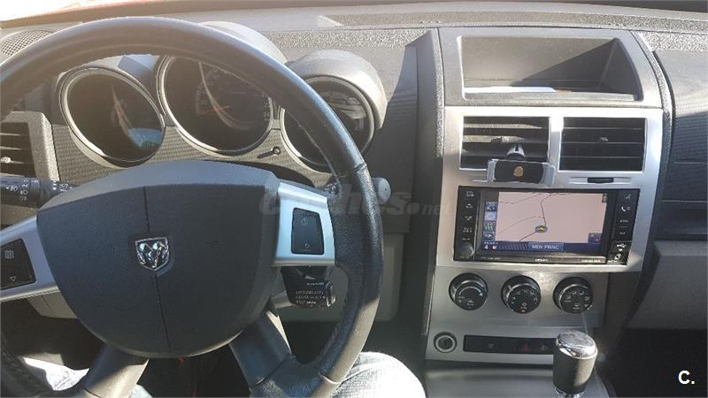 DODGE Nitro 2.8 CRD SXT 4WD Auto 5p.