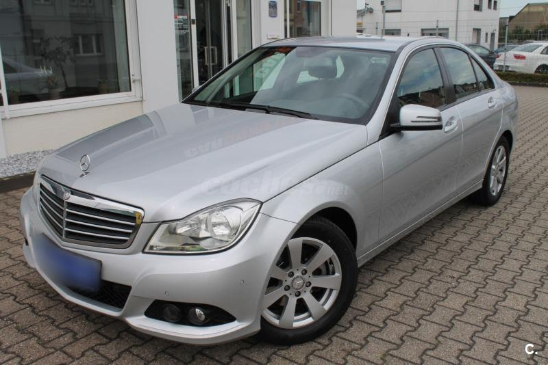 MERCEDES-BENZ Clase C C 200 CDI Blue Efficiency 4p.