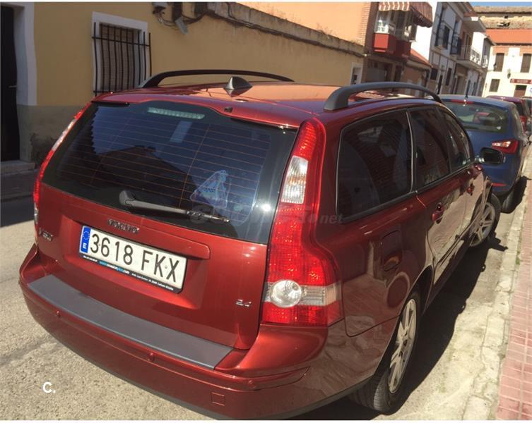 VOLVO V50 2.4 Automatic Summum 5p.