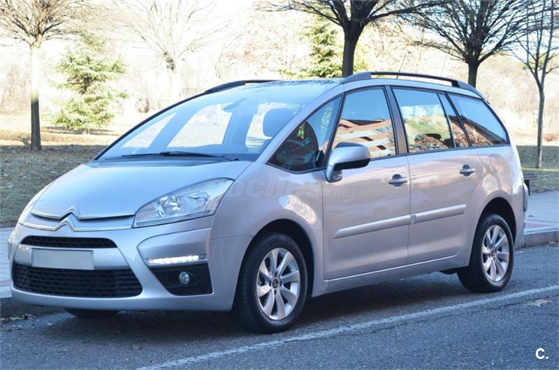 CITROEN Grand C4 Picasso 1.6 HDi 110cv Seduction 5p.