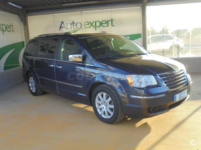 CHRYSLER Grand Voyager Limited 2.8 CRD Auto 5p.
