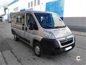 CITROEN Jumper 30 L1H1 HDi 100 Confort Mixto