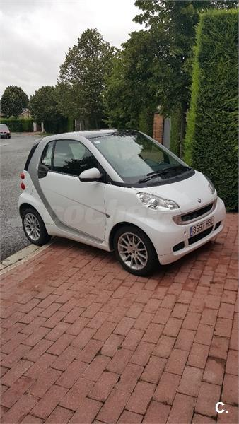 SMART fortwo Coupe 52 mhd Passion 3p.