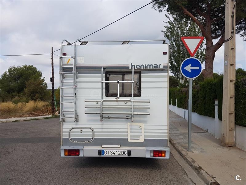 Autocaravana Fiat ducato 2.5 tdi