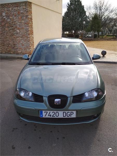 SEAT Ibiza 1.9 TDI 100 CV REFERENCE 3p.