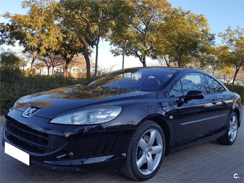PEUGEOT 407 2.7 V6 HDI 204 Automatico Coupe 2p.