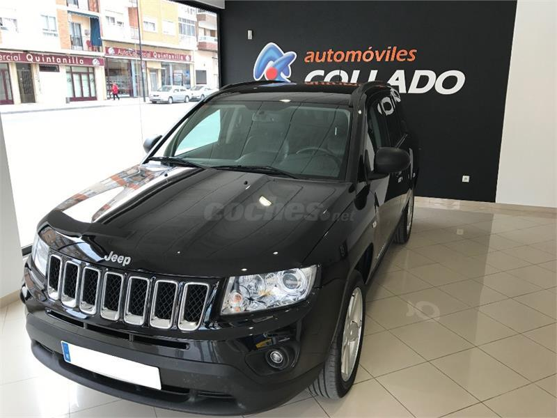JEEP Compass 2.2 CRD Limited 4x4 136 CV 5p.