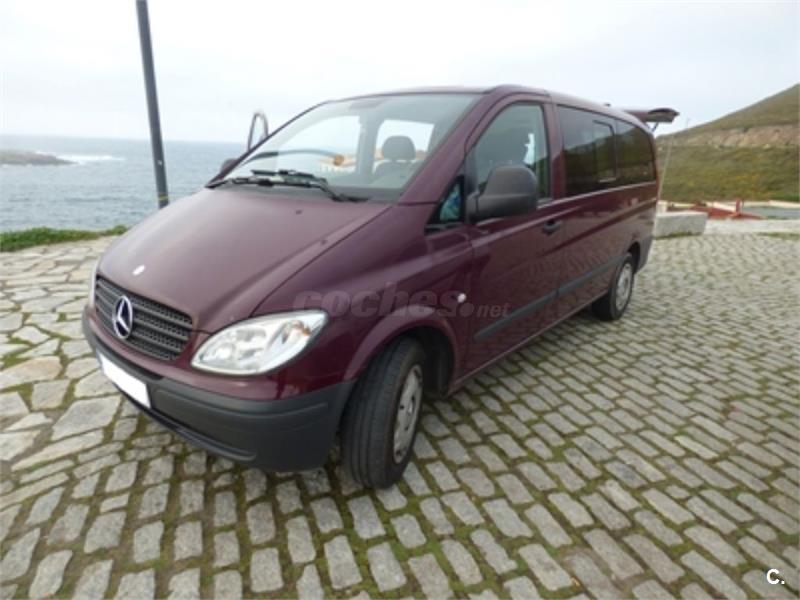 Mercedes Benz Vito CDI 111. Minibus o Camper