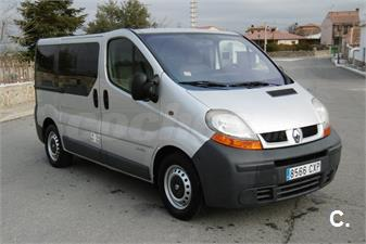 RENAULT Trafic 29 CORTO NORMAL 2.5DCI140