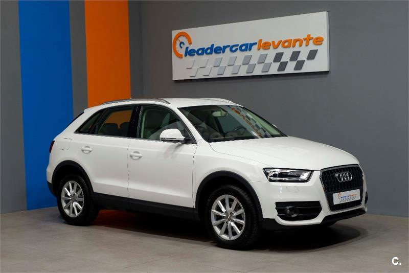 AUDI Q3 1.4 TFSI Advanced edition 5p.