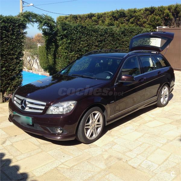 MERCEDES-BENZ Clase C C 200 CDI BE Avant. Blue Effic. Estate 5p.