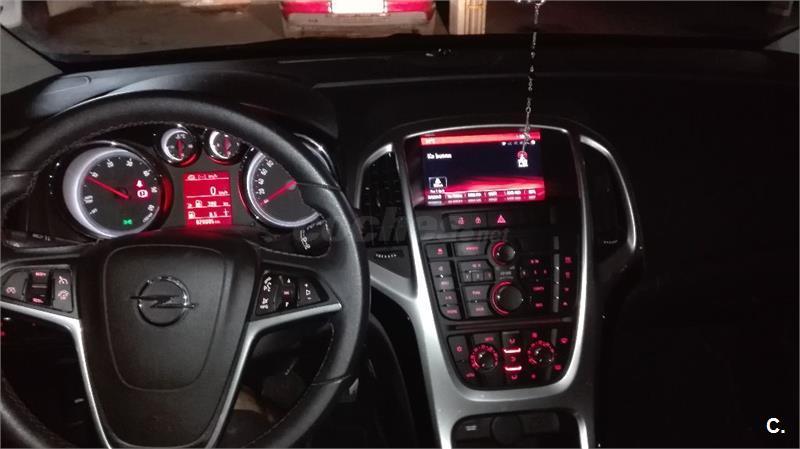 OPEL Astra 1.7 CDTi SS 110 CV Selective 5p.
