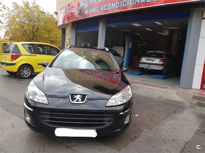 PEUGEOT 407 SW Premium 2.7 V6 HDI 204cv FAP Automatico 5p.