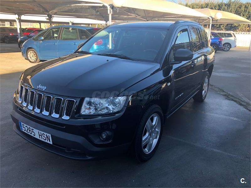 JEEP Compass 2.2 CRD North 4x4 163 CV 5p.