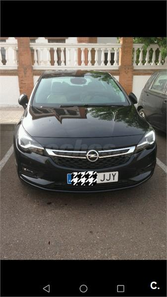 OPEL Astra 1.6 CDTi SS 100kW 136CV Excellence 5p.