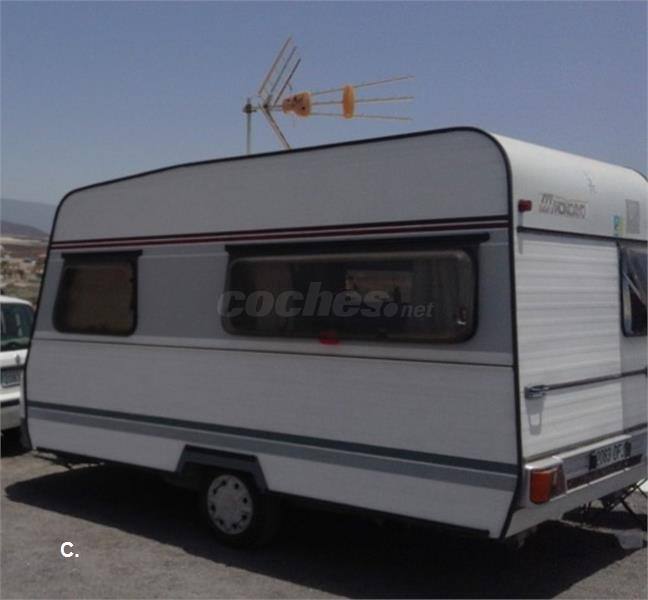 Caravana moncayo 4persmax