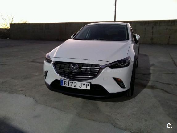 MAZDA CX3 2.0 SKYACTIV GE Luxury White 2WD 5p.