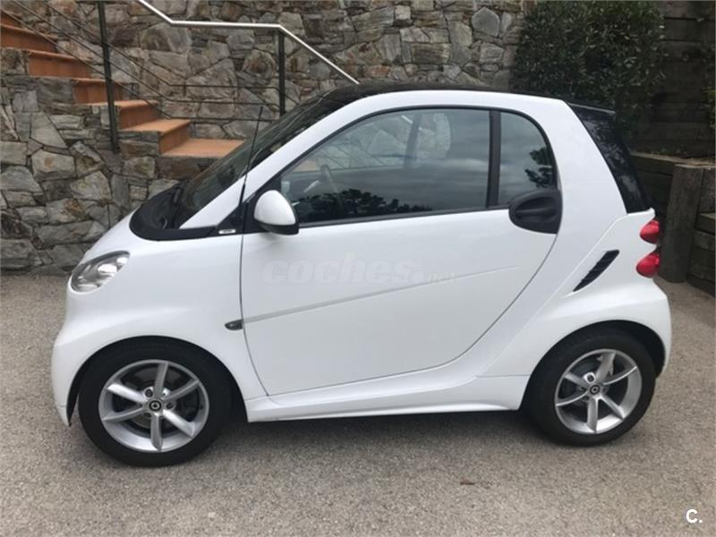 SMART fortwo Coupe 52 mhd Pulse Yin Limited Edition 3p.