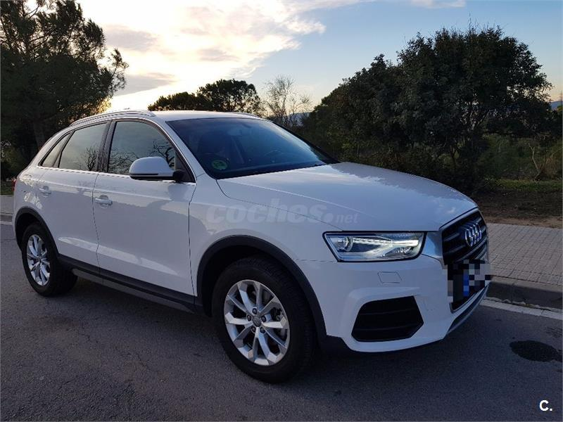 AUDI Q3 Design edition 2.0 TDI 150CV 5p.