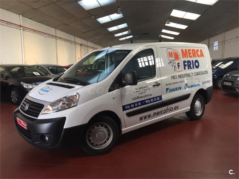 FIAT Scudo 2.0 MJT 94kW H1 12 Comfort Corto
