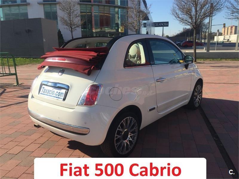 FIAT 500C 1.2 8v 69 CV Lounge 2p.