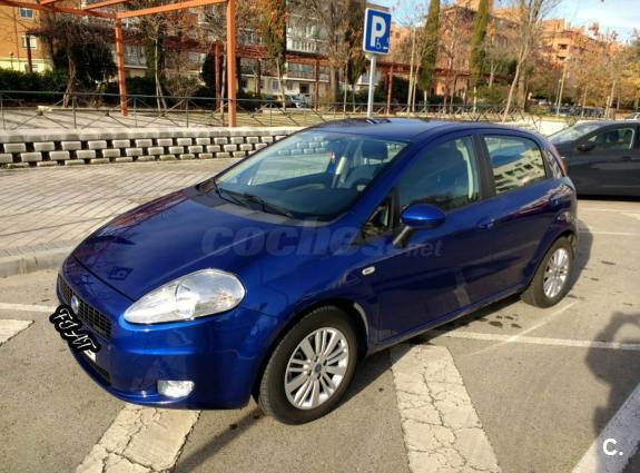 FIAT Grande Punto 1.3 Multijet 16v 90CV Emotion 5p.
