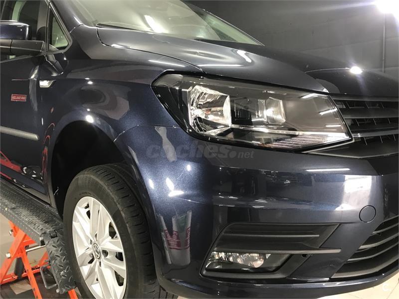 VOLKSWAGEN Caddy Trendline BlueMotion 2.0 TDI SCR 102CV 5p.