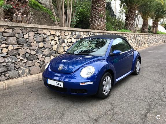 VOLKSWAGEN New Beetle 1.6 102cv Cabriolet 2p.