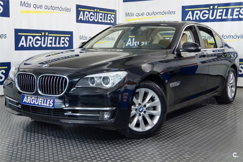 BMW Serie 7 730d 4p.