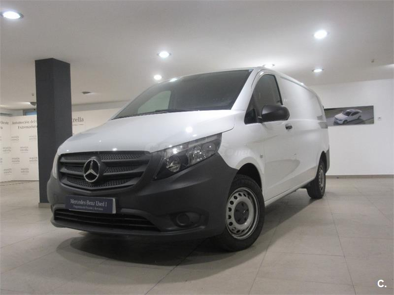 MERCEDES-BENZ Vito 111 CDI Larga