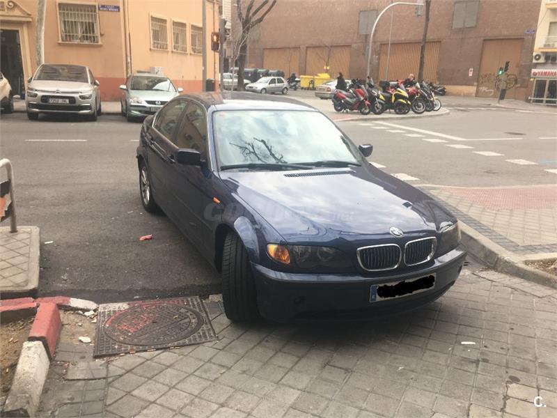 BMW Serie 3 320D 4p.