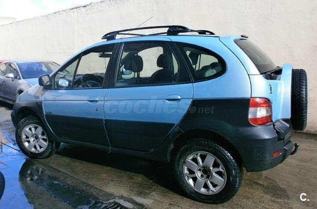 RENAULT Megane SCENIC RX4 EXPRESSION 1.9 DCI 5p.