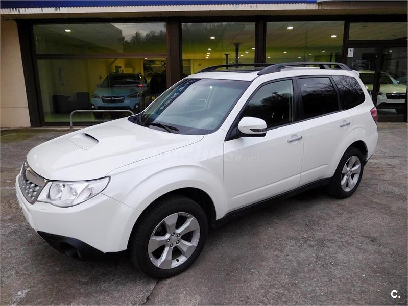 SUBARU Forester 2.0 D Executive 5p.