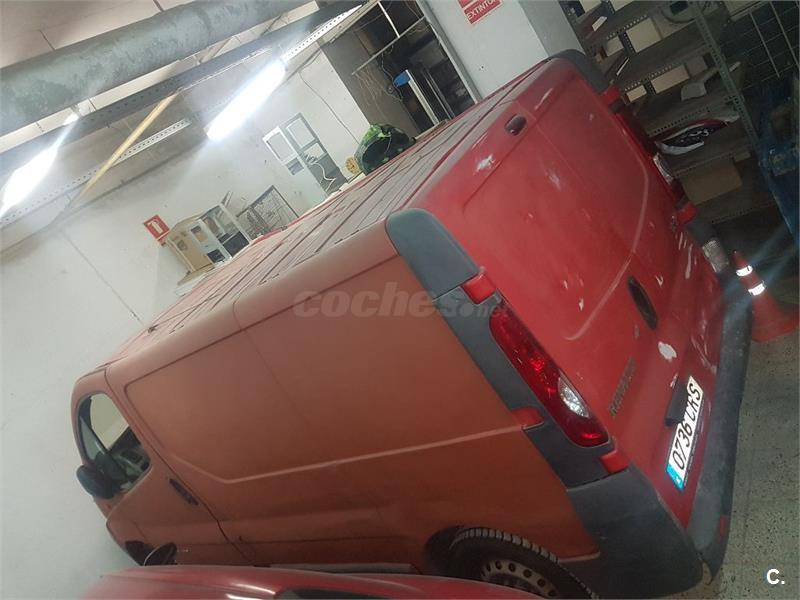 RENAULT Trafic 27 CORTO NORMAL 1.9DCI100 4p.