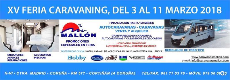 XV FERIA DE AUTOCARAVANAS MALLON BETANZOS