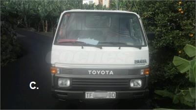 TOYOTA Dyna Chas.Cab. Caja 100 3.0 D4D 109 CV Corta 2p.